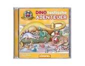 Madame Freudenreich: Dinotastische Abenteuer, Audio-CD