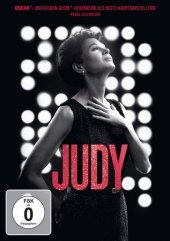 Judy, 1 DVD Cover