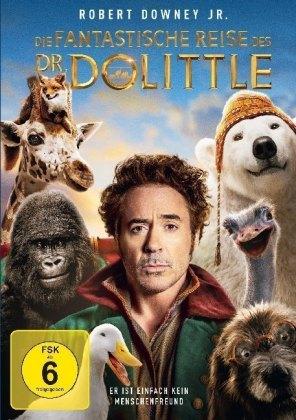 Die fantastische Reise des Dr. Dolittle, 1 DVD