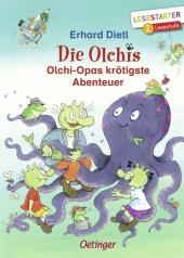 Olchi-Opas krötigste Abenteuer Cover