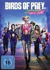 Birds of Prey: The Emancipation of Harley Quinn, 1 DVD