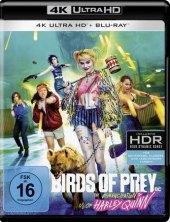 Birds of Prey: The Emancipation of Harley Quinn 4K, 1 UHD-Blu-ray
