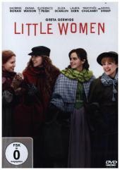 Little Women, 1 DVD Cover