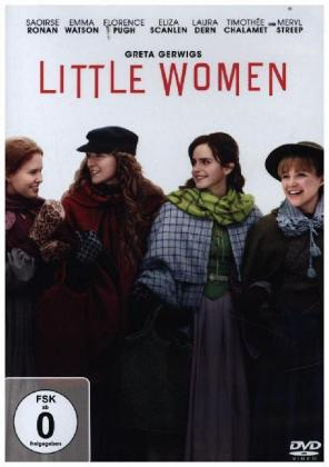Little Women, 1 DVD