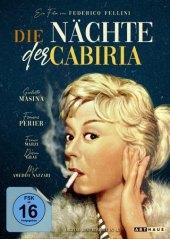Die Nächte der Cabiria, 1 DVD (Digital Remastered)