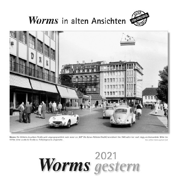 Worms gestern 2021