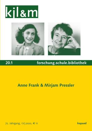 Anne Frank & Mirjam Pressler