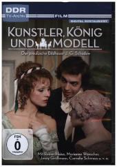 Künstler, König und Modell, 1 DVD