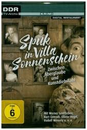 Spuk in Villa Sonnenschein, 1 DVD