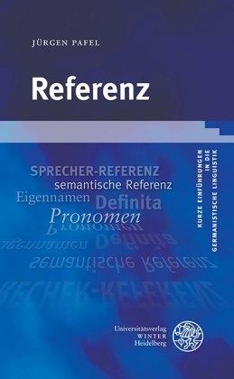Pafel, Jürgen: Referenz