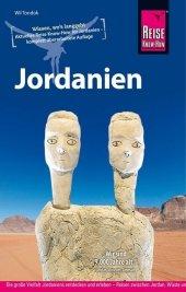 Reise Know-How Reiseführer Jordanien Cover