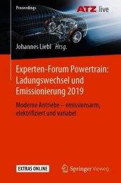 Experten-Forum Powertrain: Ladungswechsel und Emissionierung 2019