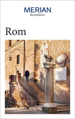 MERIAN Reiseführer Rom