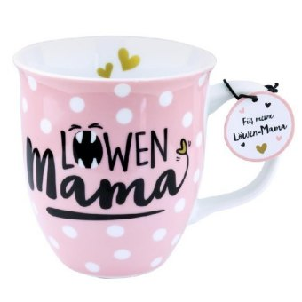 "Tasse ""Löwen-Mama"""