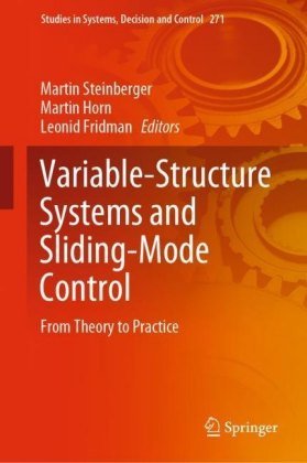 Variable-Structure Systems and Sliding-Mode Control