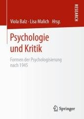 Psychologie und Kritik