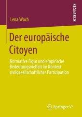 Der europäische Citoyen