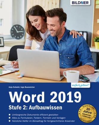 Word 2019 - Stufe 2: Aufbauwissen