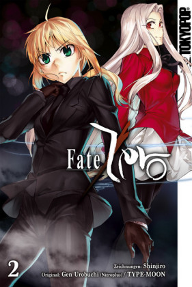 Fate Zero - Band 02