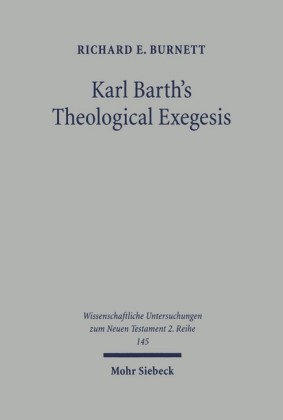 Karl Barth's Theological Exegesis