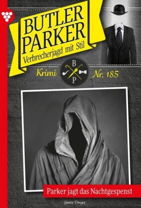 Butler Parker 185 - Kriminalroman
