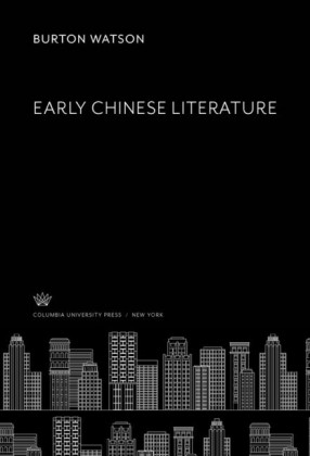 Early Chinese Literature