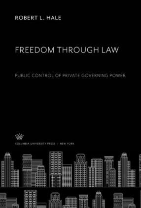 Freedom Through Law