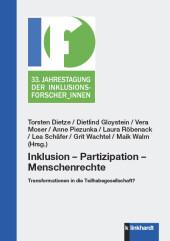Inklusion - Partizipation - Menschenrechte