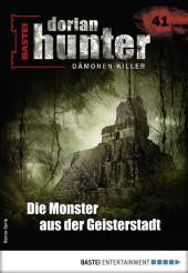 Dorian Hunter 41 - Horror-Serie
