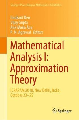 Mathematical Analysis I: Approximation Theory
