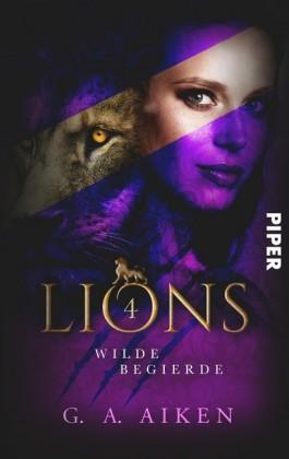 Lions - Wilde Begierde