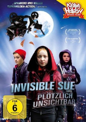 Invisible Sue, 1 DVD