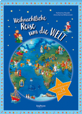 Weihnachtliche Reise um die Welt