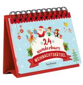 24 wunderbare Weihnachtsrätsel