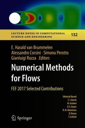 Numerical Methods for Flows