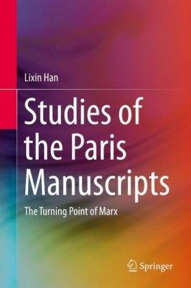 Studies of the Paris Manuscripts