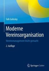 Moderne Vereinsorganisation