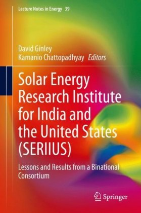 Solar Energy Research Institute for India and the United States (SERIIUS)