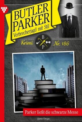 Butler Parker 186 - Kriminalroman