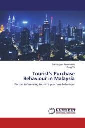 Tourist's Purchase Behaviour in Malaysia