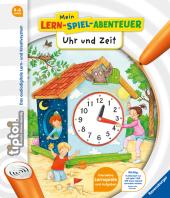 Uhr und Zeit Cover