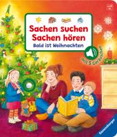 Sachen suchen, Sachen hören: Bald ist Weihnachten