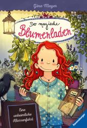 Der magische Blumenladen: Eine unheimliche Klassenfahrt Cover