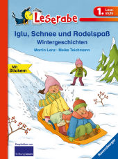 Iglu, Schnee und Rodelspaß. Wintergeschichten Cover