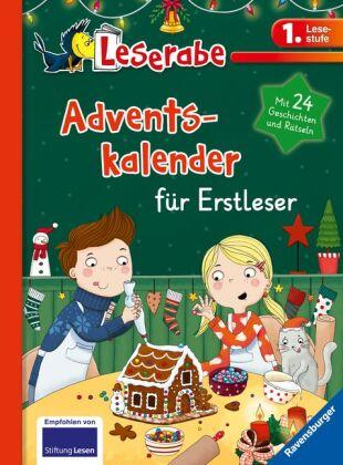 Leserabe - Sonderausgaben: Adventskalender für Erstleser