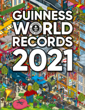 Guinness World Records 2021 Cover