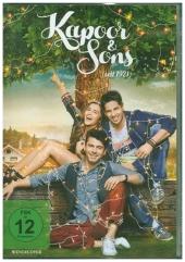 Kapoor & Sons, 1 DVD