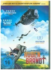 Ruben Brandt, Collector, 1 DVD Cover