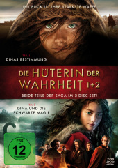 Die Hüterin der Wahrheit - Teil 1 & 2, 2 DVD