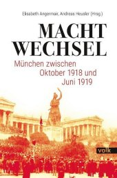 Machtwechsel Cover